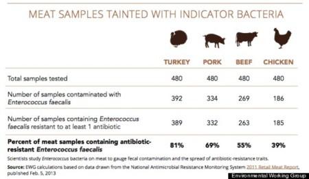 O Superbug Meat 570