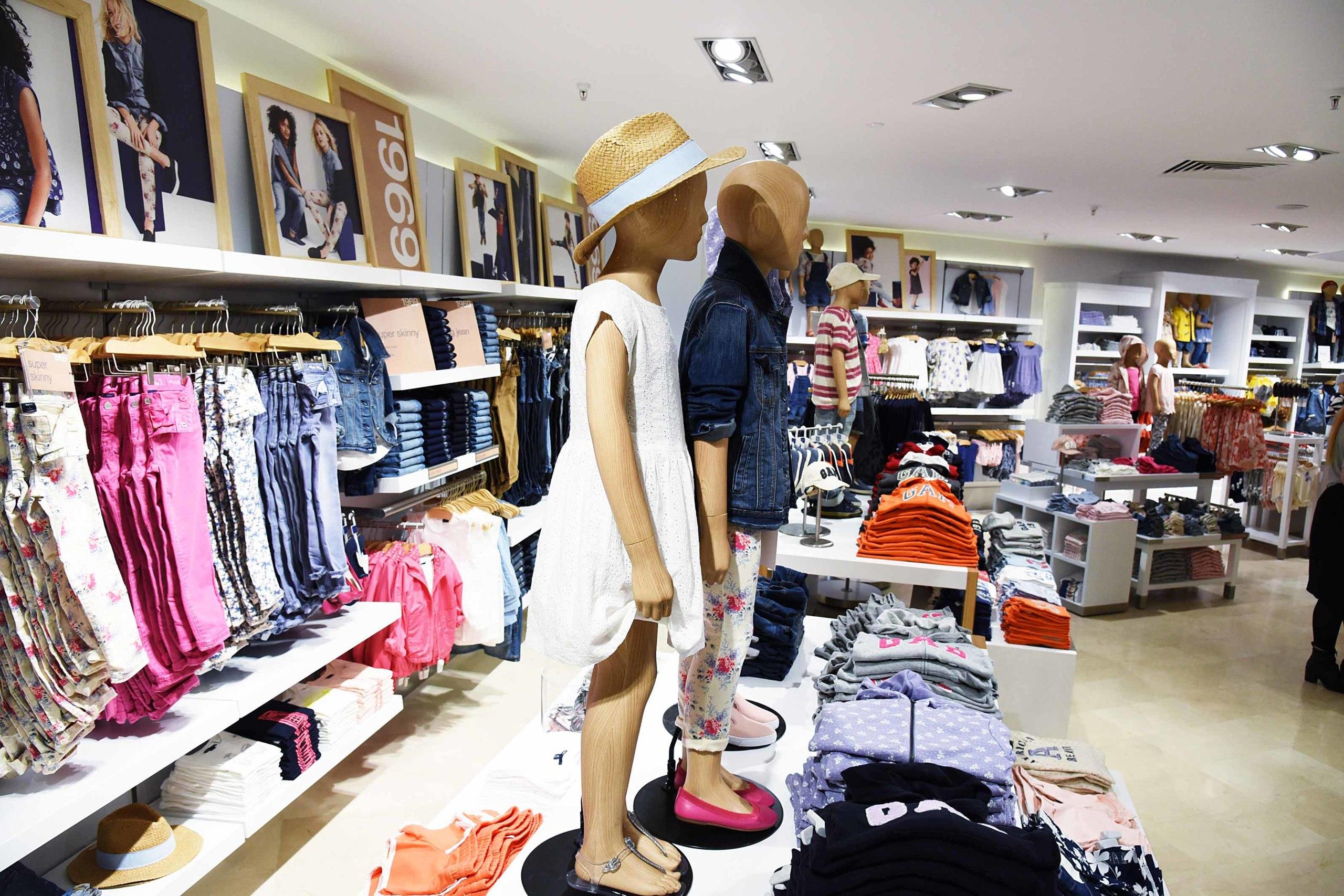 Foto de la tienda de gap en el corte ingl s de barcelona 8 8 for Decoracion hogar tarragona