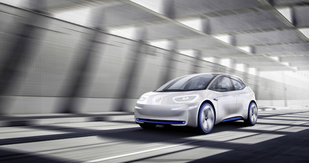 Volkswagen I D Concept 2016