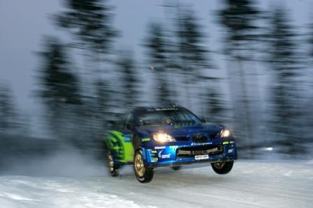 El Rally de Suecia que se avecina