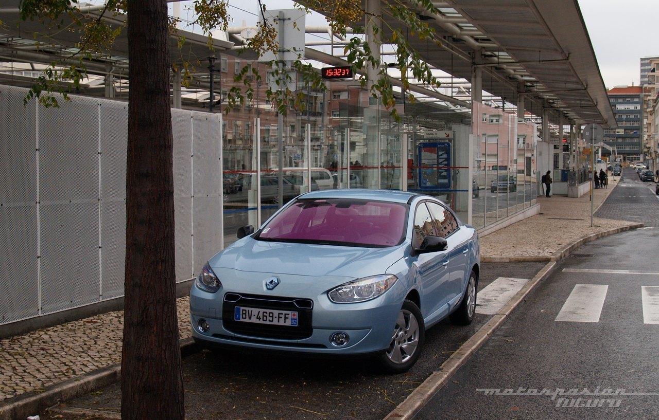 Renault Fluence Z.E. (presentación)