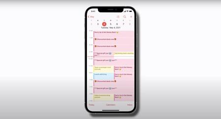 Spam en el calendario del iPhone: qué es y cómo eliminarlo para siempre