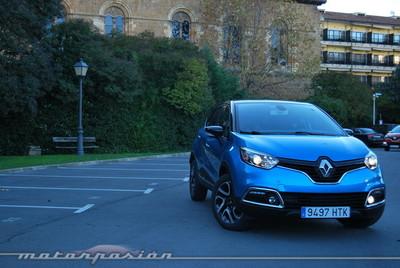 Renault Captur dCi 90 EDC, toma de contacto
