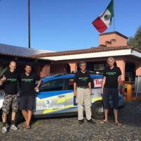 2.400 kilómetros de conducción autónoma, el viaje más largo realizado en Latinoamérica