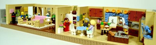 Foto de La versión LEGO de 'Las chicas de oro' (9/19)