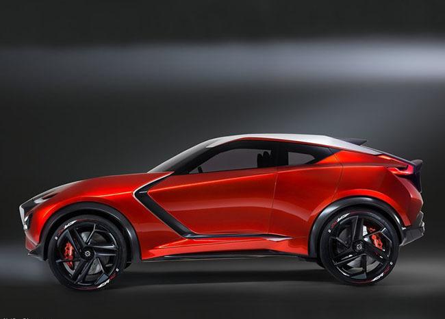 Foto de Nissan Gripz Concept (1/18)