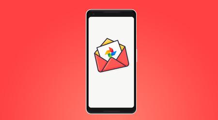 Google Fotos prueba una función para enviar imágenes a usuarios que no tengan la app instalada