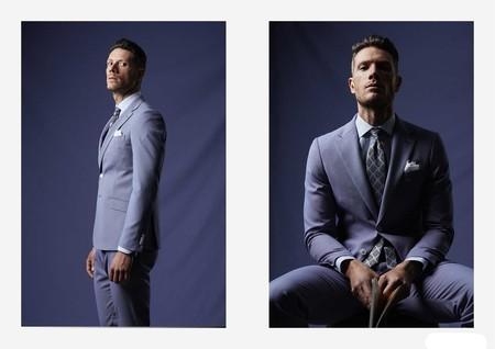 Suit Palette Puro Ego Coleccion Tailoring Trendencias Hombre 2019 10