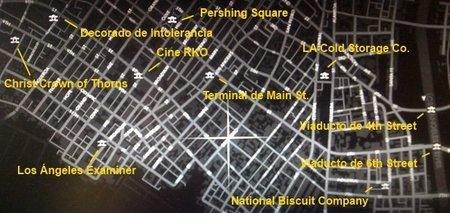 Zona Central (sur) en L.A. Noire