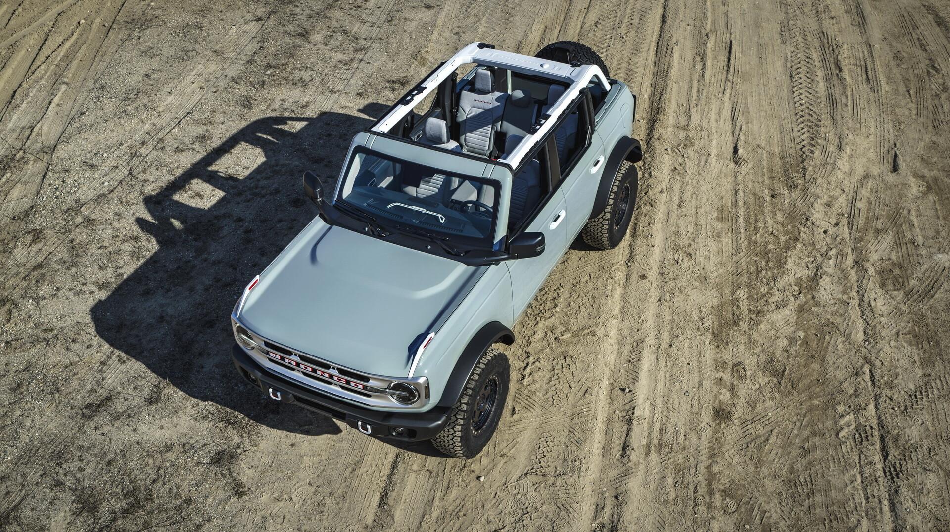Foto de Ford Bronco (14/30)