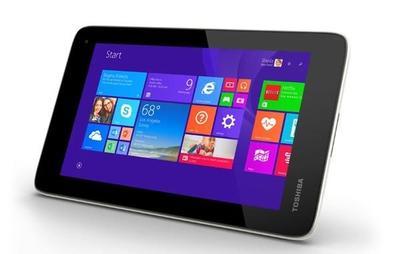 Toshiba Encore Mini, una tablet con 'Windows 8.1 with Bing' por 119 dólares