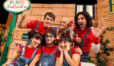 El lunes 7 de octubre Disney Junior arranca en televisión CantaJuego con Plaza EnCanto