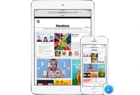 Aleluya: iOS 8 permitirá que las aplicaciones tengan el mismo rendimiento que Safari cuando abran una web