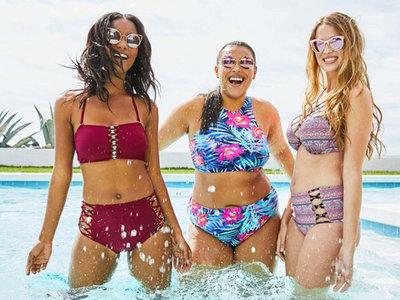 Modelos curvy y el 'no' al Photoshop: Target y Simply Be apuestan por la diversidad en sus últimas campañas