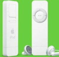 Nuevos iPod shuffle, el reproductor más pequeño