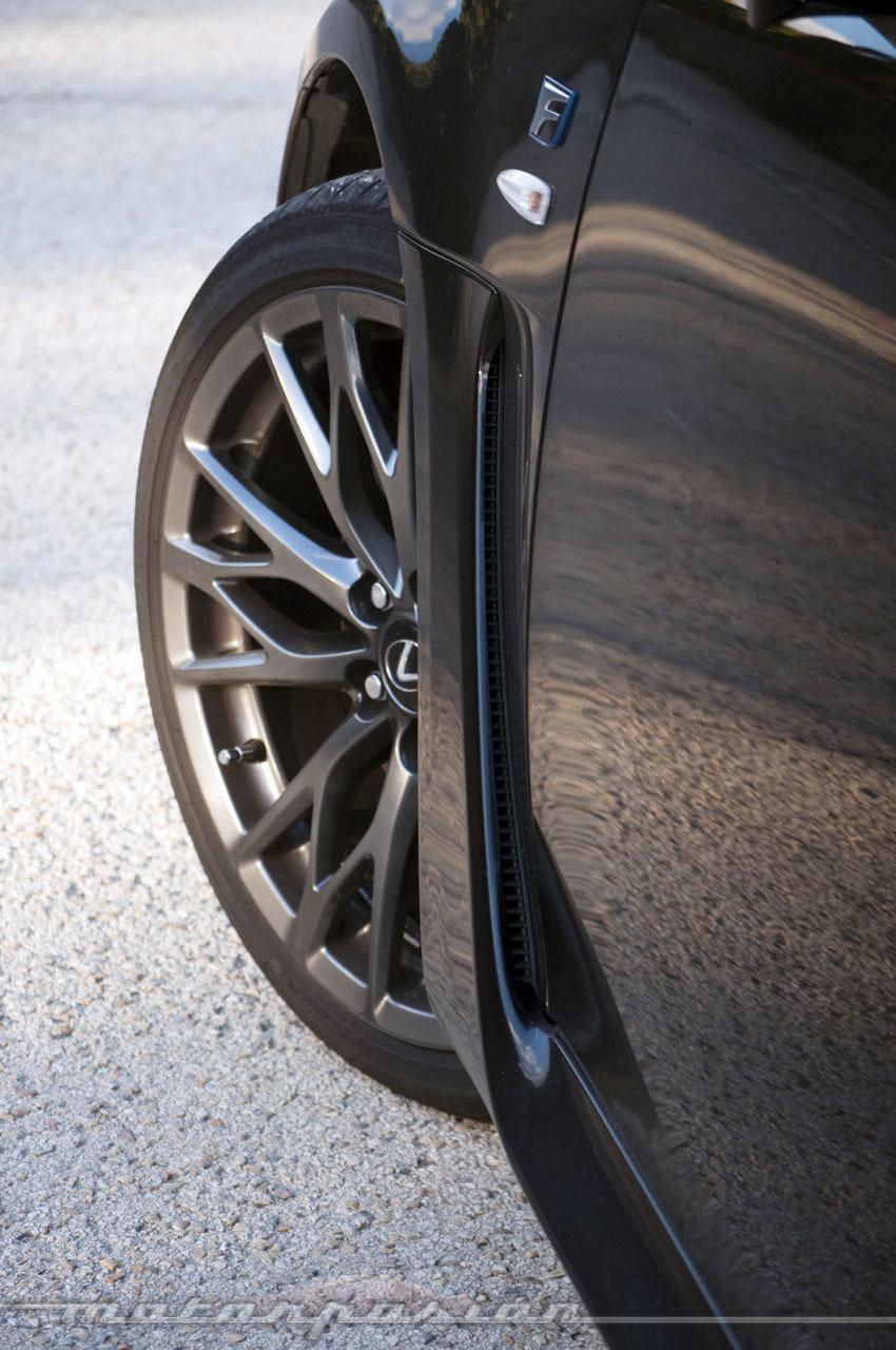 Foto de Lexus IS F (prueba) (13/46)