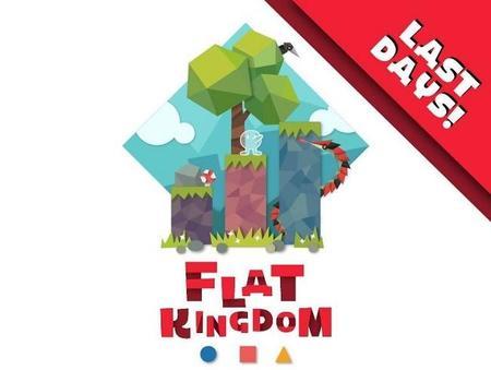 Flat Kingdom le falta un pequeño empujón para alcanzar su meta en Kickstarter