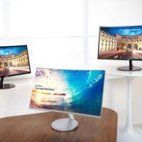 Samsung es el primero con monitores curvos que soportan FreeSync vía HDMI