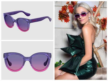Gafas Color Morado