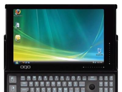 OQO O2, con SSD de 64 GB y pantalla antireflejos [CES 2008]