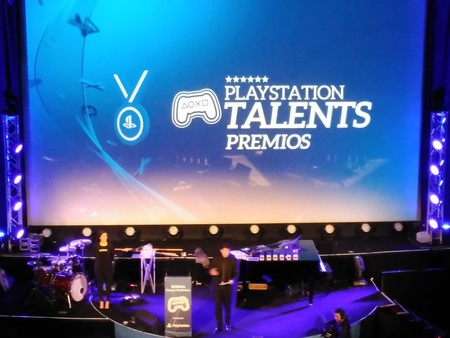 Playstation Talents Gala