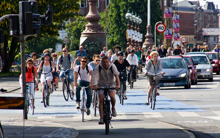 Copenhagen Cyclists Credit Copenhagen Cycle Chic Jpg
