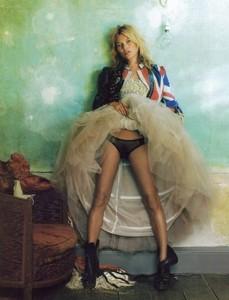 Kate Moss protagonista de la primera subasta de un personaje vivo  en Christie´s