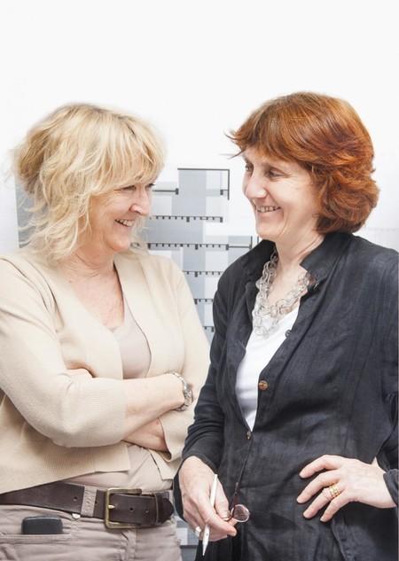 Las arquitectas Yvonne Farrell y Shelley McNamara son las ganadoras del premio Pritzker 2020
