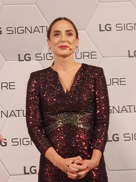 Tamara Falcó, la gran sorpresa de MasterChef Celebrity, luce el vestido de fiesta perfecto para esta Navidad