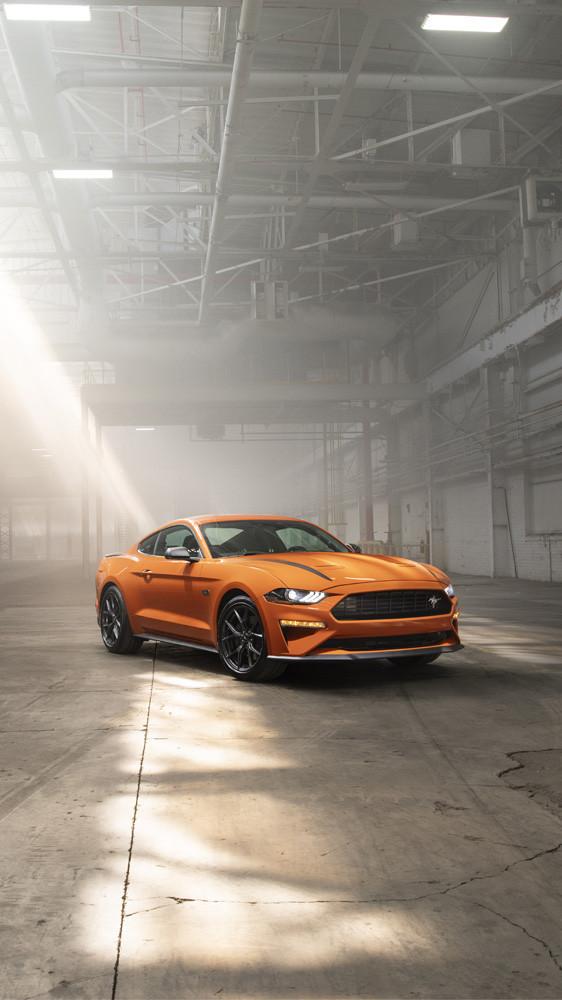 Foto de Mustang 2.3L High Performance Package (15/21)