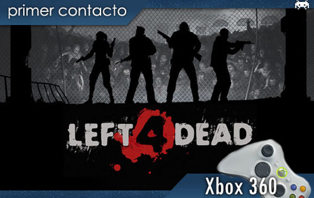 'Left 4 Dead'. Primer contacto