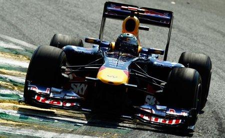GP de Brasil F1 2011: Sebastian Vettel bate el récord de pole position en una temporada