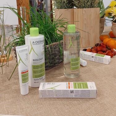 A-Derma, la marca de cremas de farmacia para pieles frágiles, presenta su línea Biology con un sello ecológico para todas las pieles de las que queremos respetar el planeta