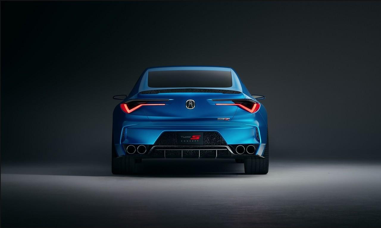 Foto de Acura Type S Concept (2/8)