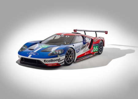 Confirmado Ford regresa a Le Mans con el GT 2016