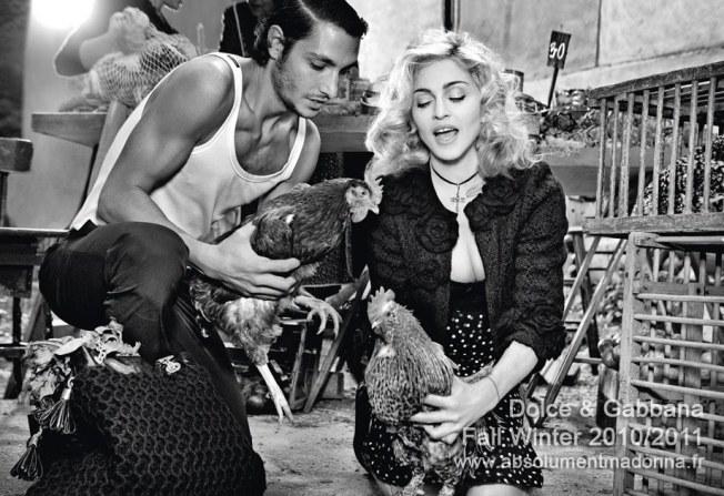 Foto de Tenemos nuevas fotos de Madonna para Dolce & Gabbana (1/5)
