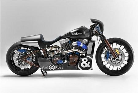 SSC Nascafe Racer o como convertir una Harley Davidson en puro arte