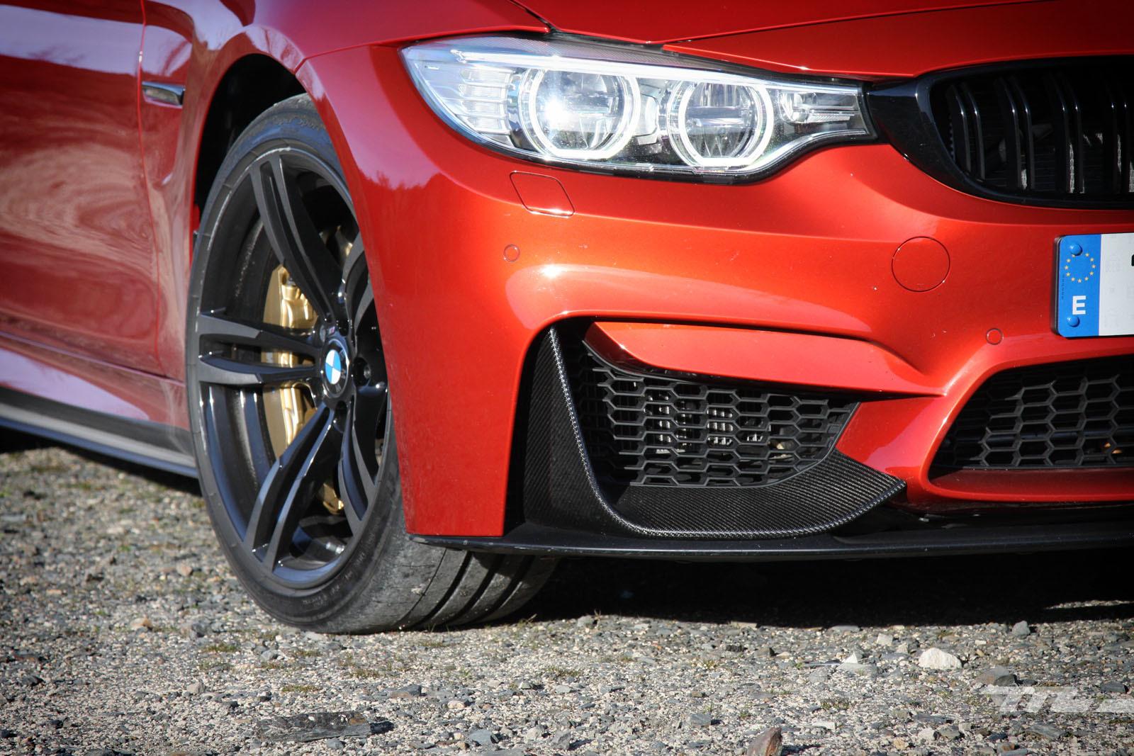 Foto de BMW M4 Performance (prueba en banco de potencia) (16/40)