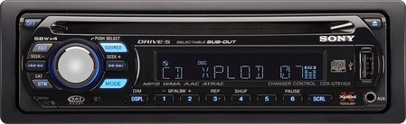 [CES 2007] Nuevos equipos de sonido Xplod de Sony para el coche