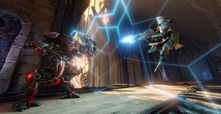 La actualización de diciembre de Quake Champions modificará su sistema de progreso con la llegada de su pase de batalla