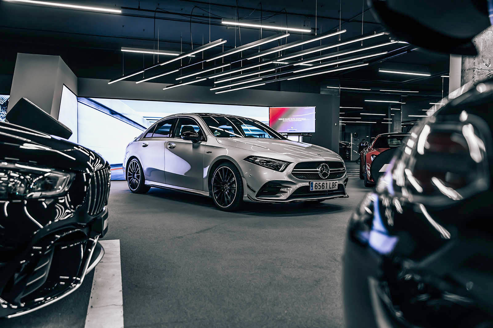 Foto de Mercedes-AMG A35 Sedan prueba contacto (1/29)