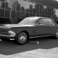 Foto 2 de 19 de la galería prototipos-ford-mustang en Motorpasión