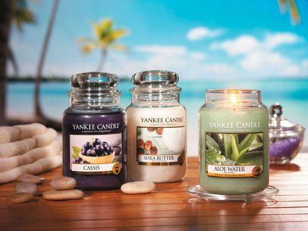 Una vela aromática para cada estancia
