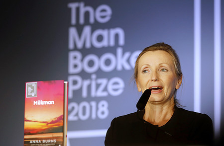 Anna Burns Premio Man Booker 2018