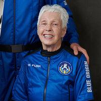 A Wally Funk se le negó injustamente ir al espacio en 1961. Hoy volará con Jeff Bezos a sus 82 años