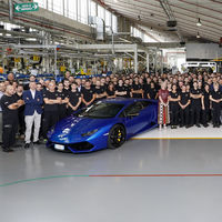 Lamborghini saca pecho: en Sant'Agata Bolognese ya se han fabricado 8.000 Aventador y 11.000 Huracán