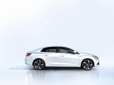 Este es el Renault Mégane Sedan y no lo verás en España