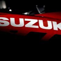 La nueva Suzuki DL1000 V-Strom 1000 enseña (pero poco) su estética de moto trail con toques retro