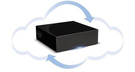 CloudBox de LaCie, combinando el almacenamiento en local y en la nube