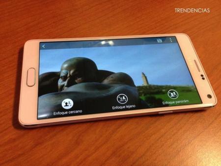 Samsung Enfoque
